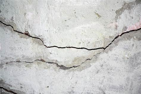 causes of cracks in concrete and its remedies