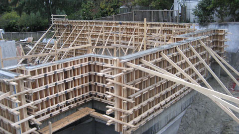 When To Remove Concrete Formwork Civilblog Org