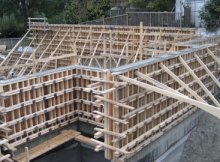 Removal of Formwork