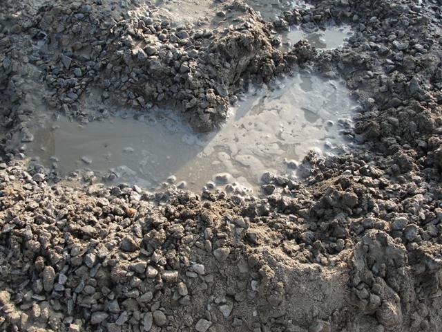 Retempering of concrete