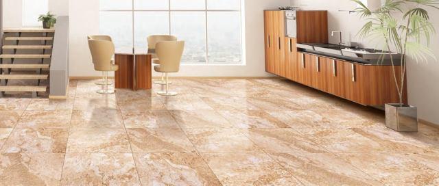 Vitrified Tile Flooring