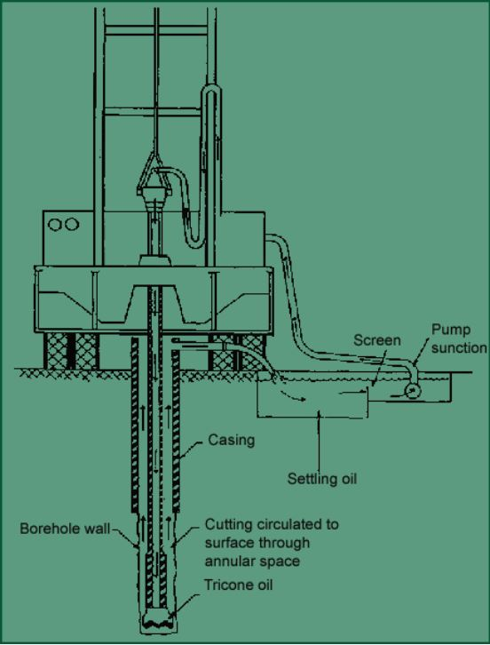 Rotary Drilling System