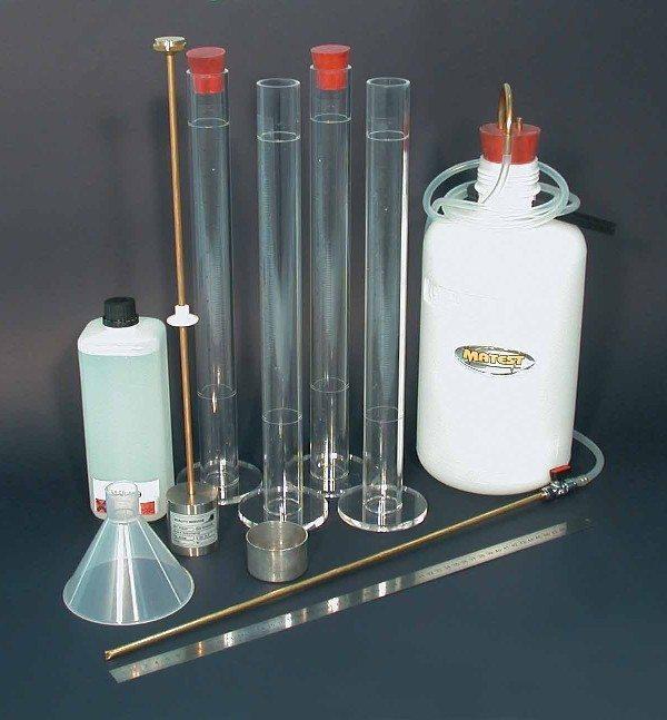 Sand equvalent test equipment