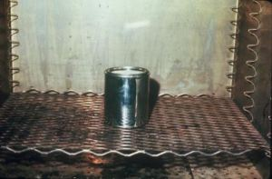 Pic-1 Viscosity test of bitumen