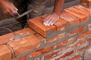 Quality control checks for brickwork