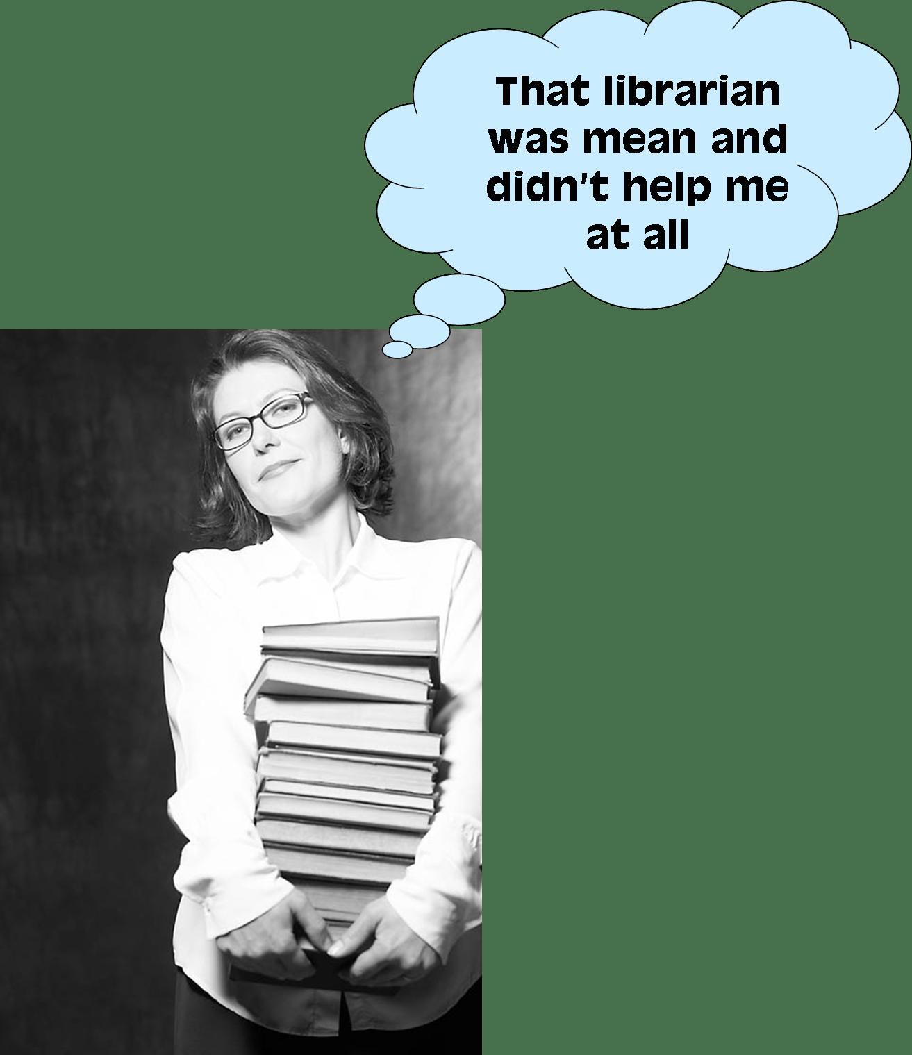 mean librarian2