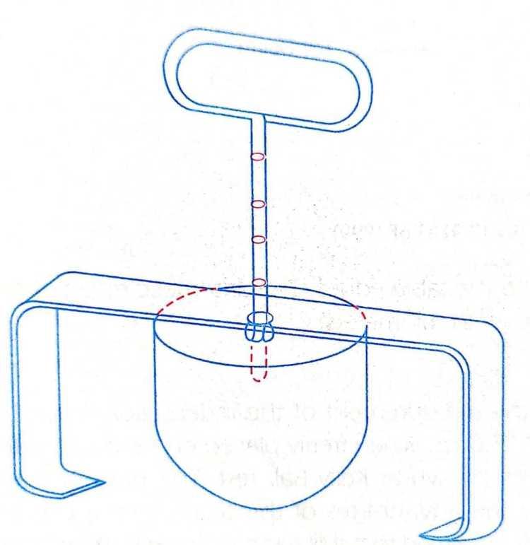 Kelly ball apparatus