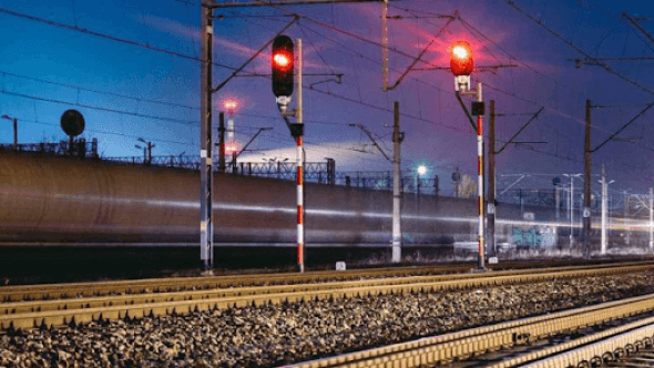 Interlocking of Signals and Points