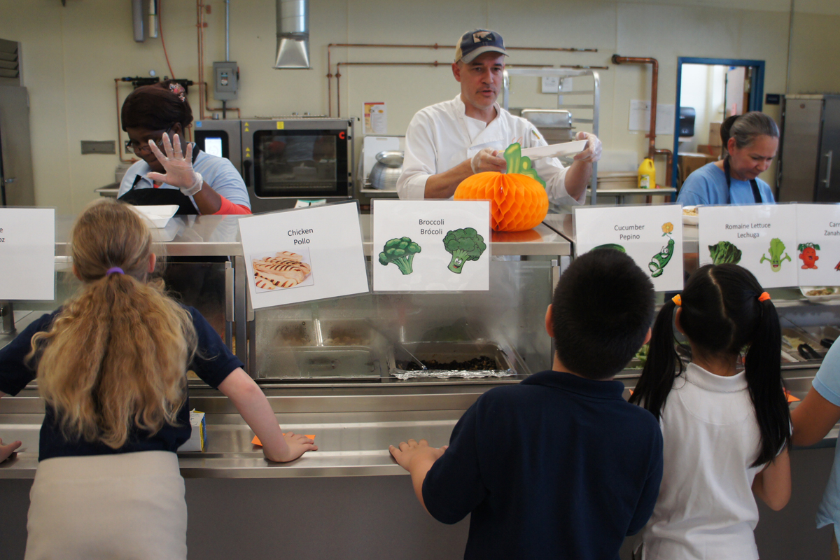 Should School Cafeterias Be More Like Fast Casual