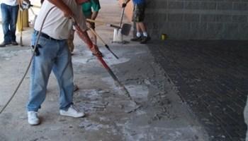 repair concrete by materials