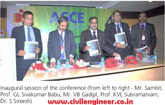 asce india section speakers photo