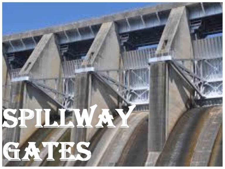 Read more about the article Spillway gates