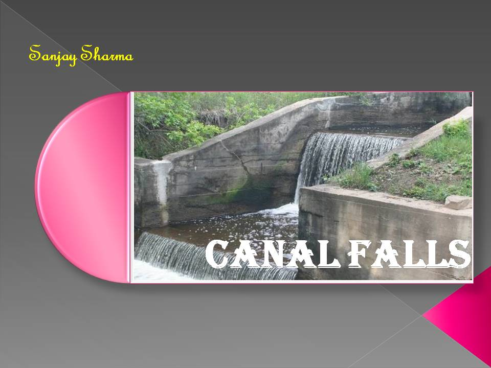 CANAL FALLS