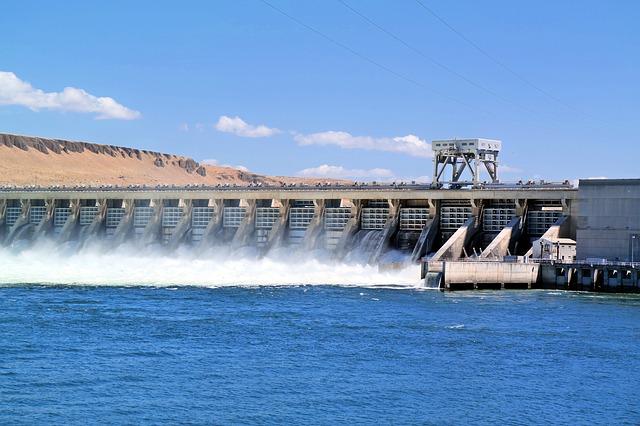 types of dam