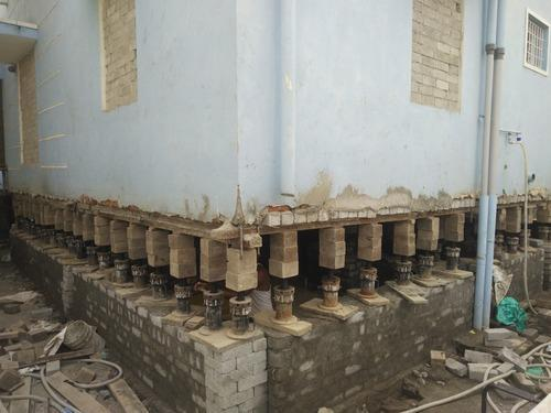 structure relocation in India 2020