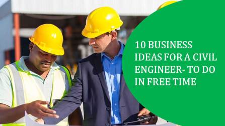 side business for a civil engineer