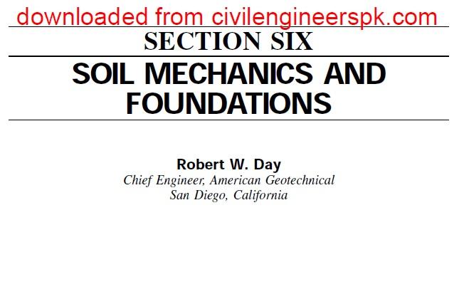 GeoTechnical and GeoEnvironmental Books - Civil Engineers PK