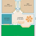 6 Marla House Plan