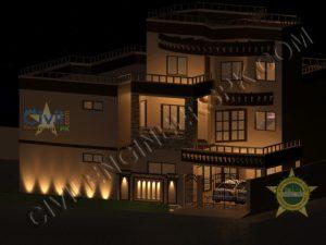 New 12 Marla House Design