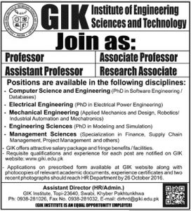 Sunday Jobs Civilengineerspk