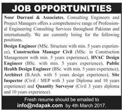 Engineering Job Opportunities