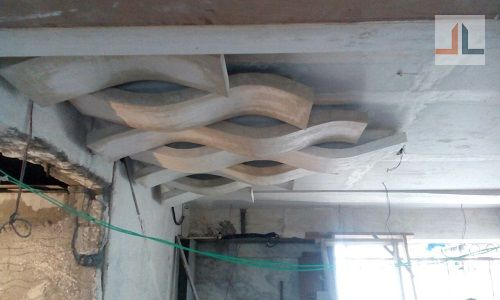 POP false ceiling design