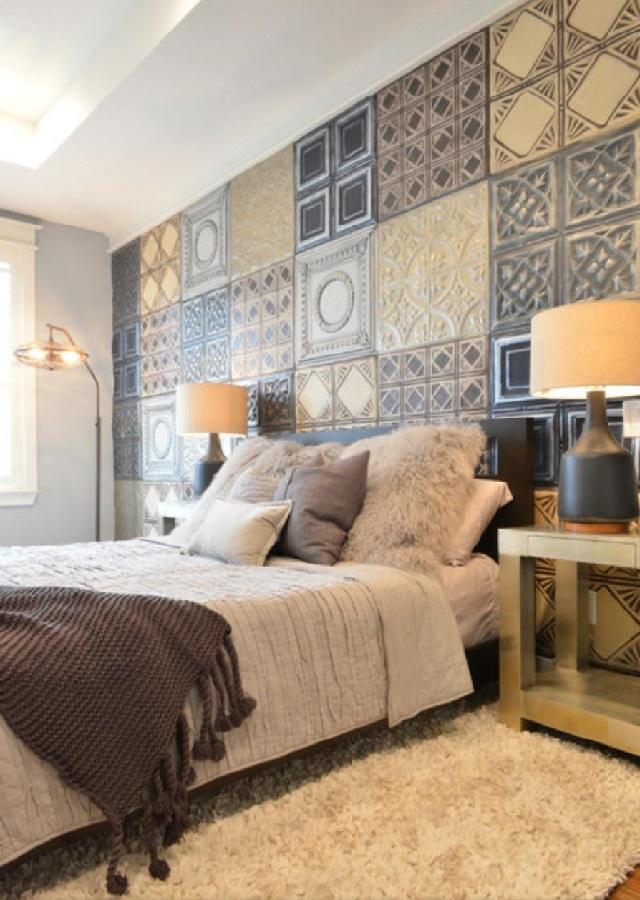 Tin tile cladding highlighter