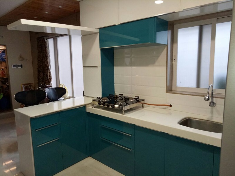 Modular kitchen factory rate with material mumbai