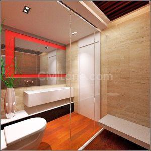 3D Bathroom Design Ideas