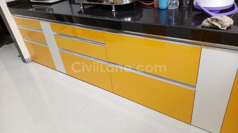 Kitchen Cabinet Floor Color Combinations