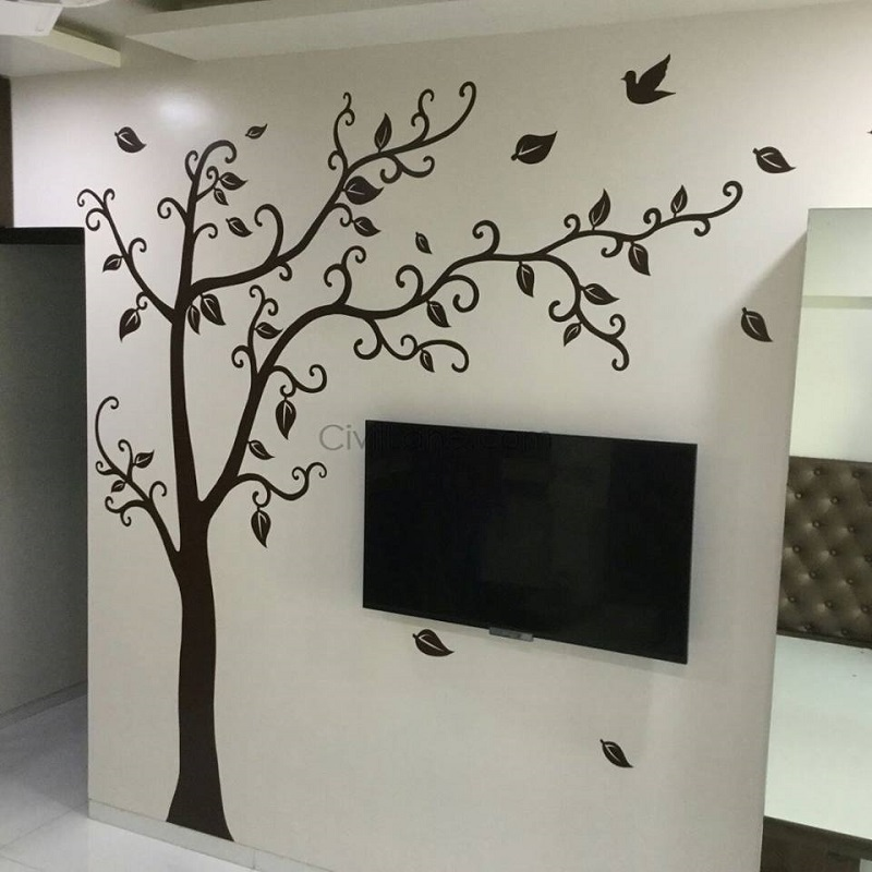 Wall Painting Ideas For Home Civillane