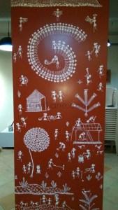 Warli Wall Painting Ideas