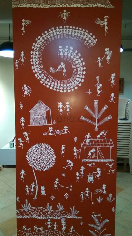 Warli Wall Painting Ideas