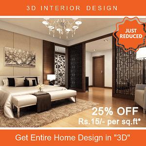 CivilLane 3D Interior Design Service