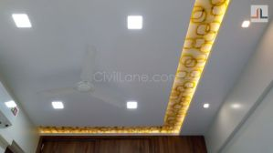 Acrylic False Ceiling Design Mumbai