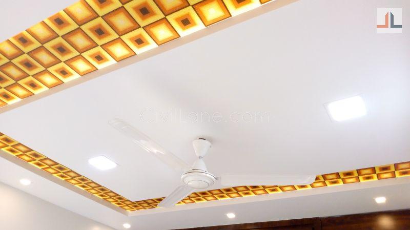 Gypsum False Ceiling Design Ideas