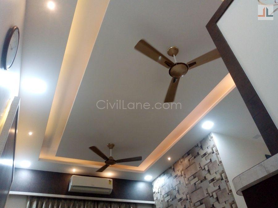 Living Room Ceiling Design Andheri Mumbai