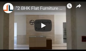 2BHK Furniture Design Mumbai Part-2
