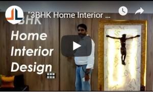 3BHK Home Interior Design 1000 Square Feet CivilLane