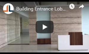 Building Entrance Lobby Design Italian Marble