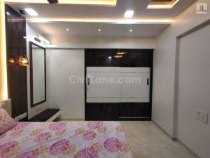 Master Bedroom Sliding Wardrobe Softclose Hardware Thane Mumbai Furniture