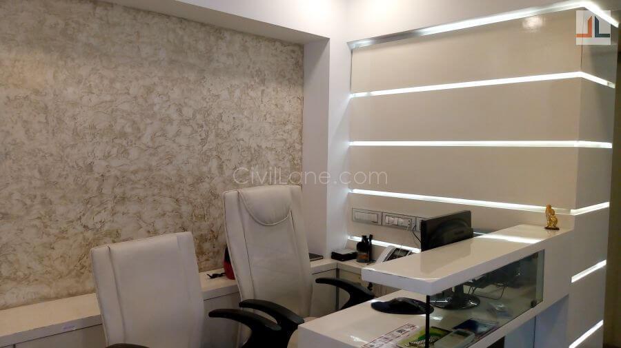 Small Office Space Interior Design Malad Mumbai (2)