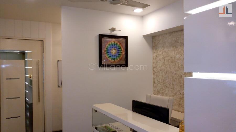 Small Office Space Interior Design Malad Mumbai (3)
