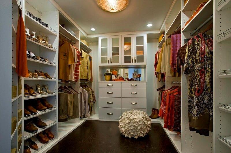 Design your ideal closet space