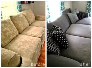 Evaluate the upholstery