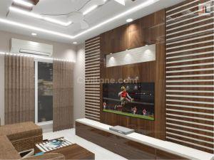 3D TV Unit Photo 1BHK Matunga Mumbai 2020