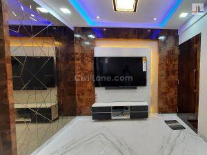 Modern TV Unit Design For Living Room India