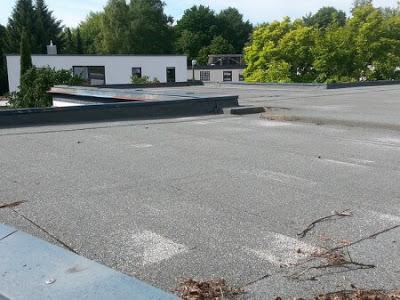 Method of Waterproofing of Flat Roofs