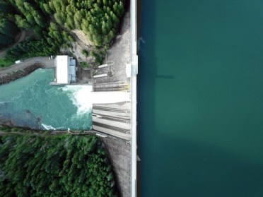Gravity Dam - Hydraulic Structure