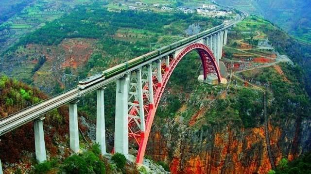 Chenab River Bridge